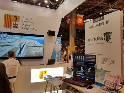 VivaTech 2017-stand
