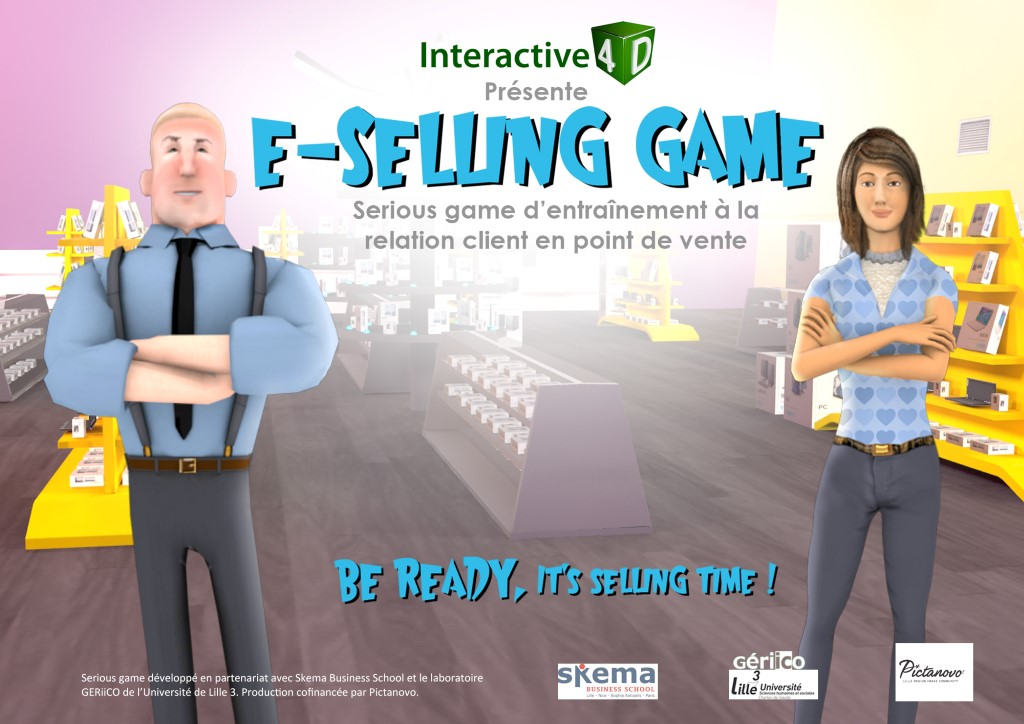 E-Selling Game