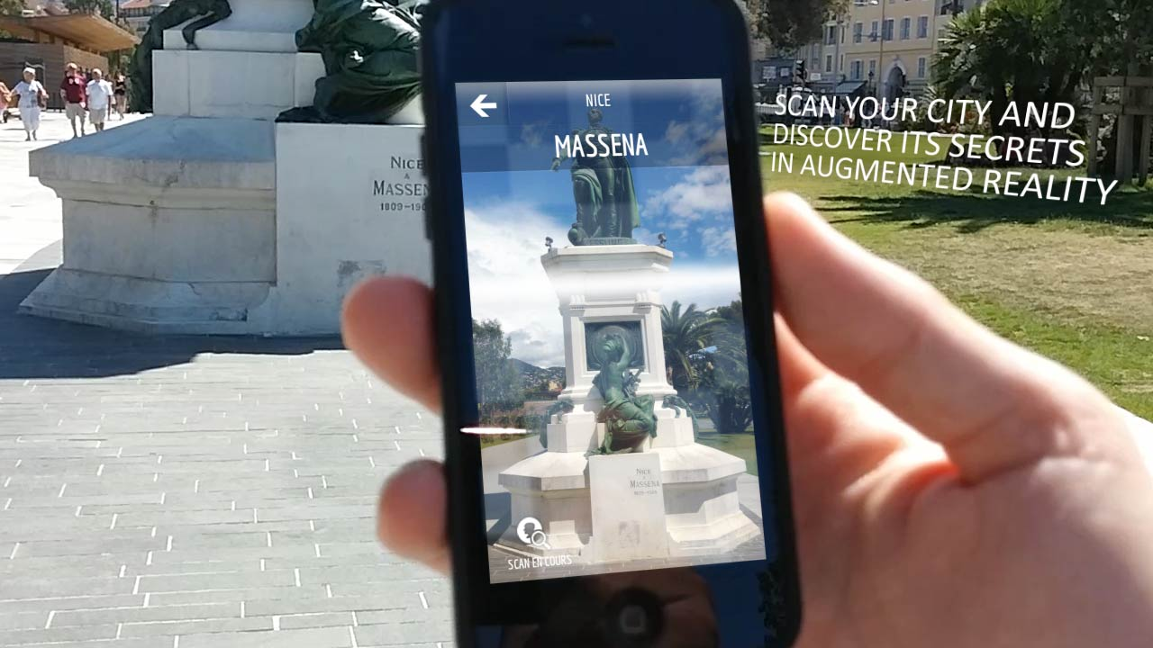 tgame augmented reality